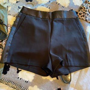 Express black shorts! NWOT